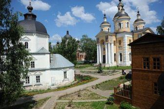Успенский Вышенский монастырь Рязанской епархии